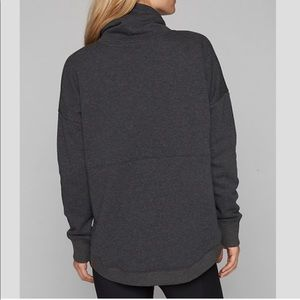 Athleta cozy karma sweatshirt Sz Xs